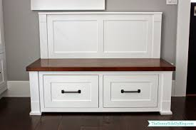 Mud Room Plans by Mudroom Bench With Storage Mudroom Bench Tips And Ideas For Your