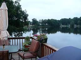 waterfront house 2 br huge deck gorgeous homeaway east