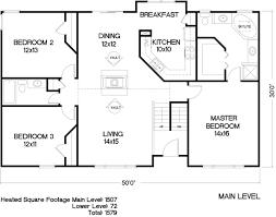 split entry floor plans split entry house plan hunters