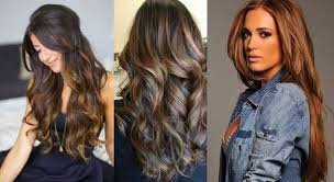 hair styles color in 2015 hair highlights for dark brown hairstyles 2015