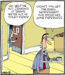 Toilet Paper Funny Toilet Paper Cartoons And Comics Funny Pictures From Cartoonstock