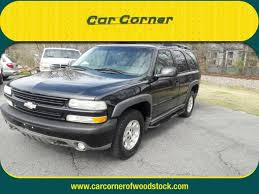 18756 2003 chevrolet tahoe car corner used cars for sale