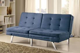 Microfiber Futon Couch Home Bedroom Futons U0026 Sofa Beds Blue Microfiber Sofa Bed