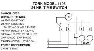 solved not sure how to wire my tork 1103 timer fixya