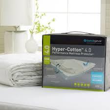 King Size Mattress Pad 4 0 Hyper Cotton Quick Dry Performance Mattress Protector