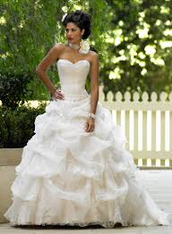 wedding poofy dresses empire gown designer wedding dresses on sale