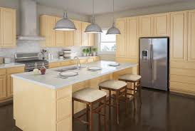 Slab House Plans Best Birch Kitchen Cabinets For House Design Ideas With Touraine