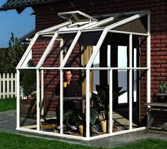 Patio Grow House The Garden Oracle Greenhouses Rigid Shell Gardening Advice