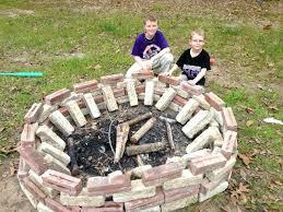 Fire Pit Building Plans - gas fire pit diy kit tag fire pit building fire pit stone kit