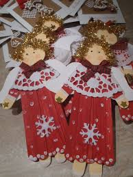 vánoční anděl moje vyrábění pro radost pinterest angel