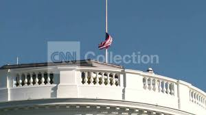 Flags At Half Mast In Texas 9 11 Anniv White House Flag At Half Staff Youtube
