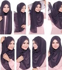 tutorial hijab pashmina untuk anak sekolah 22 foto tutorial hijab anak sekolah bisa didownload tutorial hijab