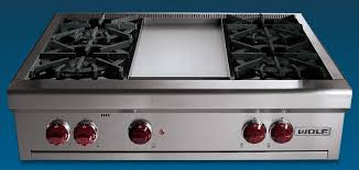 Wolf 15 Gas Cooktop Esr Selling And Renting Exclusive Brands