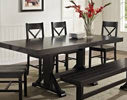square dining table with bench dining room table with bench and chairs full size of dining room