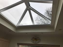 roof lantern blinds kent radiant blinds