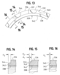 patent ep1600673a2 mechanical seal ring assembly with