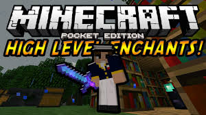 crazy sword enchanting minecraft pe 0 12 beta lvl 54 enchants