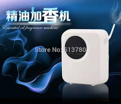 scented indoor l oil commercial aroma fragrance scent diffuser machine black with