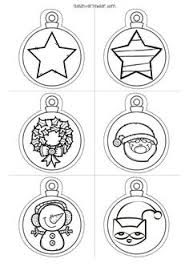 printable ornaments things to sew