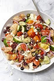 Italian Bread Salad Recipe Ina Garten 25 Best Panzanella Recipe Ideas On Pinterest What Vegetables