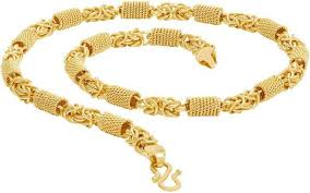 man necklace gold jewelry images Necklaces buy chains necklaces online at best prices in india jpeg