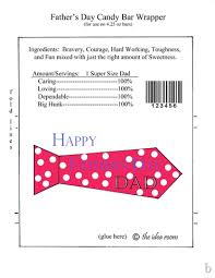 free bar wrapper templates s day bar wrapper printables the idea room