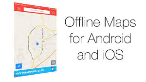 android offline maps how to and use offline maps on android and ios