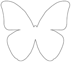 diy beautiful butterfly decoration from templates butterfly