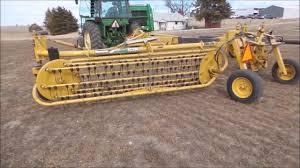 2007 vermeer r2300 twin hay rake for sale no reserve internet