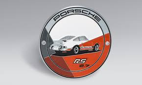 porsche design store grill badge rs 2 7 new to the shop home porsche driver u0027s