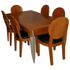 Art Deco Dining Room Set by 18 Best Michel Dufet Images On Pinterest Art Deco Furniture
