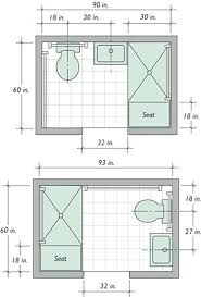 shower room layout small bathroom blueprints best small bathroom floor plans ideas on