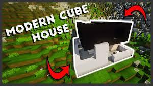 modern u2013 minecraft house design