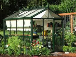 Hobby Greenhouses Janssens Royal Victorian Vi 23 4mm Glass Greenhouse Kit Glass