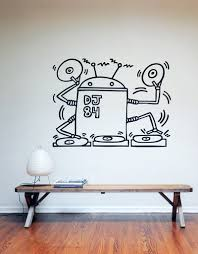 our urban pop art wall stickers wall decals keith haring wall stickers wall decals