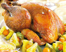 comment cuisiner un chapon au four chapon comment choisir et cuire sa volaille de fête