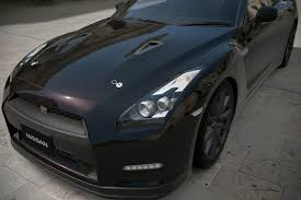 opal car nissan gtr black edition ultimate black opal by
