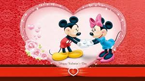 happy s day mouse mickey mouse and minnie happy valentines day