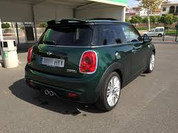 british racing green british racing green anyone 2015 mini cooper forum