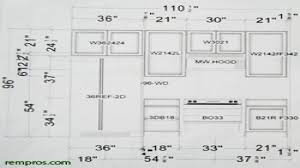kitchen cabinet standard sizes home decoration ideas