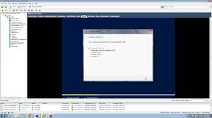 install windows 10 esxi 5 5 install windows server 2012 and vmware tools on vsphere 5 0u1 youtube