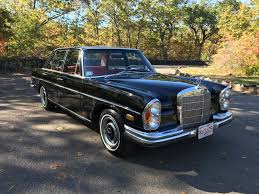 mercedes 250s no reserve 1968 mercedes 250s 4 speed for sale on bat