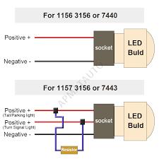 led load resistor wiring diagram courtesy light wiring diagram
