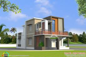 low cost double floor home plan kerala design and plans house