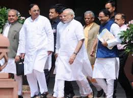 Cabinet Of Narendra Modi Narendra Modi Amit Shah Keep Upcoming Polls In Mind For Cabinet