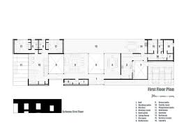 3 bedroom rectangular house plan plans home small floor luxihome
