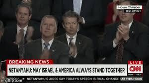 Slow Clap Meme - rand paul responds to criticism of his slow clap at netanyahu s
