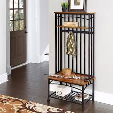 home styles modern craftsman hall tree walmart com