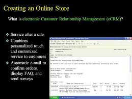 Creating An Online Resume by Chapter 10 E Commerce A Revolution In The Way We Do Business