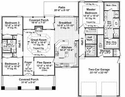 7 X 10 Bathroom Floor Plans by Craftsman Style House Plan 3 Beds 2 50 Baths 2067 Sq Ft Plan 21 248